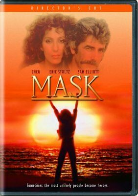 MASK DIRECTOR'S CUT DVD New Sealed Cher
