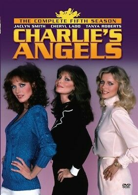 CHARLIE'S ANGELS SEASON 5 New Sealed DVD Fifth Sony Choice Collection