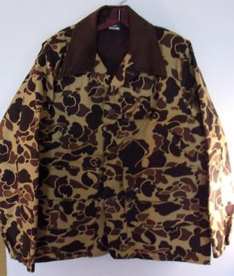ce5ce607931c9 Vintage Red Head Bone Dry Camo Outdoors Men's Hunting Jacket Size 46 Usa