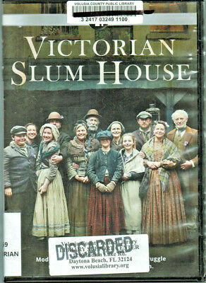Victorian Slum House (DVD, 2017, 2-Disc Set)
