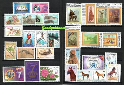 1997 - Tunisia- Tunisie- Full year- Année complète - MNH**