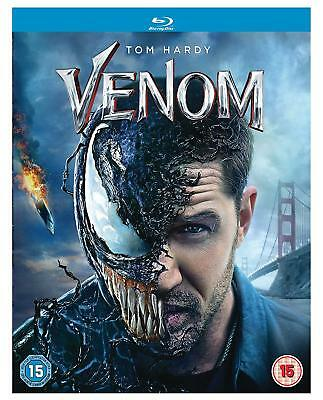 VENOM - Tom Hardy - BLU-RAY - NEW