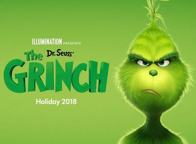 The Grinch (2018) (VUDU HDX, MA) DIGITAL REDEMPTION ONLY!!! WATCH NOW!!!