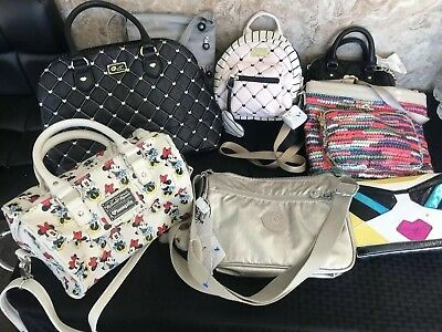 a643673cd9b70 Lot Of designer Handbags Coach Betsey Kipling New And Slightly Used Marc  Jacobs