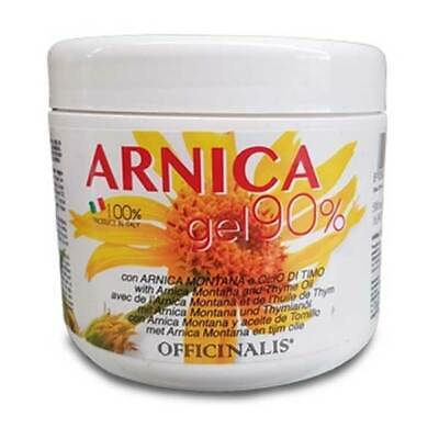 Crema Officinalis Arnica Gel New 90% 1Lt Cura Del Corpo Antinfiammatorio Tendini