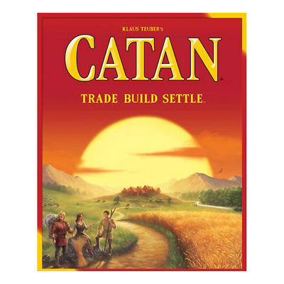 The Settlers of Catan Board Game - Loot - BRAND NEW