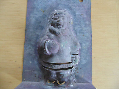 Large Vintage Eskimo Doll Creepy Industrial Mold Canada