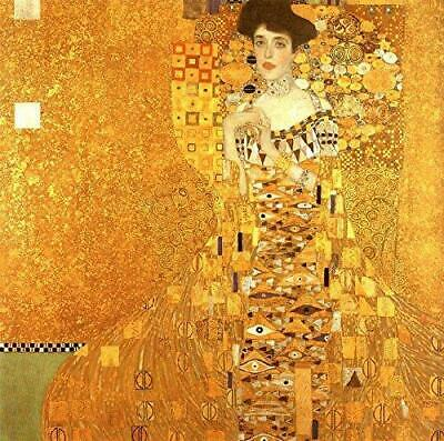 Wentworth Wooden Jigsaw Puzzle 250 Pieces Klimt - Adele Bloch - Made in England