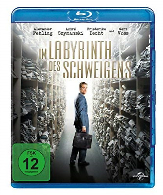 Im Labyrinth Des Schweigens - (German Import) Blu-Ray New