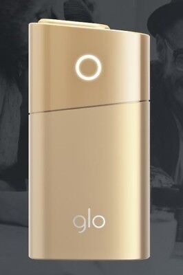 GLO Gold o Pink Limited Edition scaldatabacco nuovo in garanzia