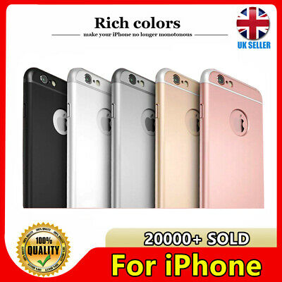 SALE For Apple iPhone Luxury Ultra-thin Shockproof Armor Back Case Cover