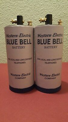 Reproduction First Western Electric #6 Dry Cell Post 1911