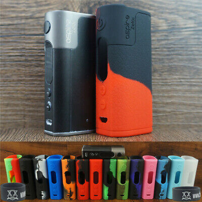 Silicone Case for Aspire Zelos 50W & ModShield Tank Band Protective Cover