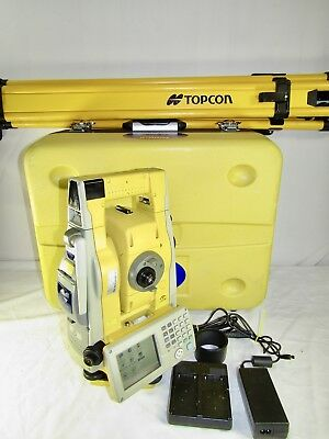 Topcon IS-03 Robotic IS Imaging Total Station Full Service & Calibration January