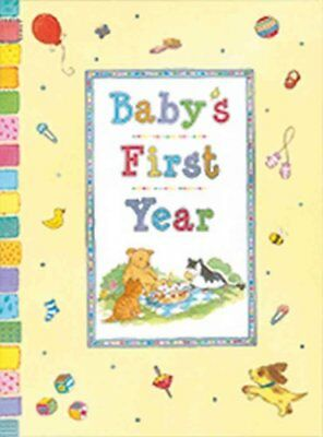 Baby's First Year by Strawberrie Donnelly 9781841351049 (Record book, 2005)