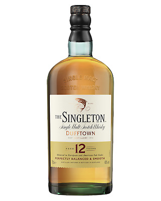 The Singleton 12 Year Old Dufftown Scotch Whisky 700mL bottle
