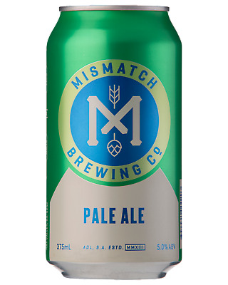 Mismatch Brewing Co.  Beer 375mL case of 24