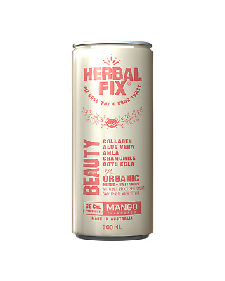 Herbal Fix Beauty Other Drinks 300mL case of 24