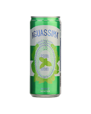 AGUASSIMA  Other Drinks 330mL case of 24
