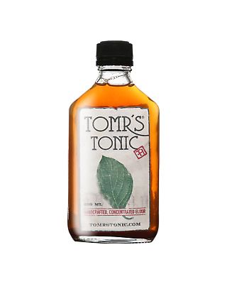 Tomr's Handcrafted Tonic Syrup 200mL Other Drinks bottle