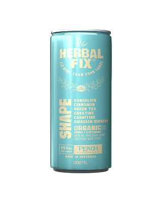 Herbal Fix Shape Other Drinks 300mL case of 24