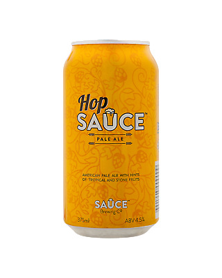 Sauce Brewing Co. Hop Sauce Pale Ale 375mL Beer case of 24