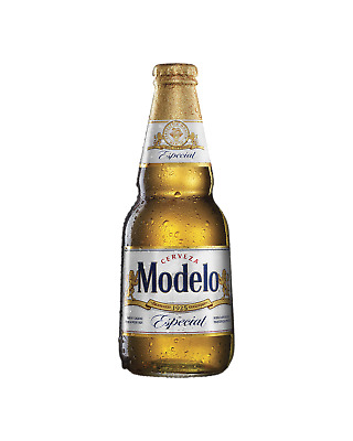 Modelo Especial Lager Beer Crown 355mL case of 24