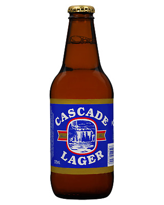 Cascade Lager Bottles 375mL Beer case of 24