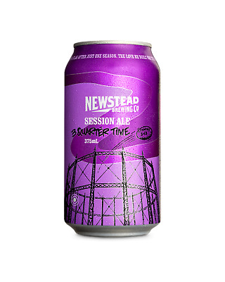Newstead Brewing Co. Newstead Session Ale Cans 375mL Beer case of 24