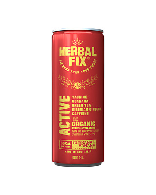 Herbal Fix Active Other Drinks 300mL case of 24