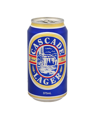 Cascade Lager Cans 375mL Beer case of 24