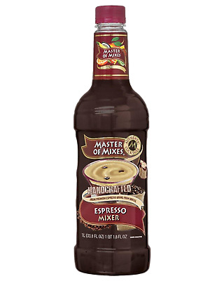 Master of Mixes Espresso Martini 1L Other Drinks bottle