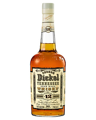 George Dickel Superior No. 12 Tennessee Whisky 750mL bottle