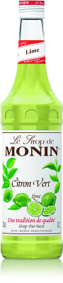 Monin Lime Juice Cordial 700mL Other Drinks