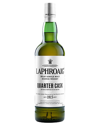 Laphroaig Quarter Cask Scotch Whisky 700mL Islay bottle