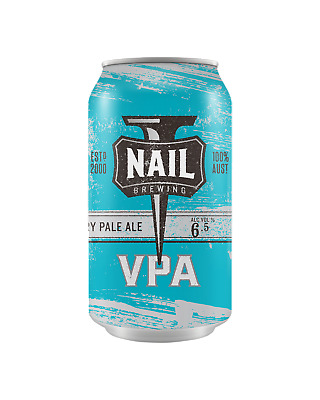 Nail Brewing Very Pale Ale Cans 375mL Beer case of 16