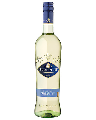 Blue Nun Alcohol Free White Wine Other Drinks Traben-Trabach in the Mosel 750mL