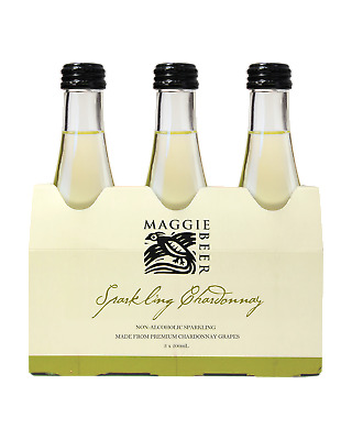 Maggie Beer Non-Alcoholic Sparkling Chardonnay 200mL Other Drinks case of 24