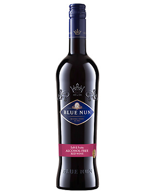 Blue Nun Alcohol Free Red Wine Other Drinks bottle