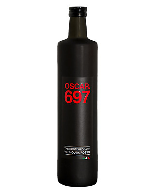 Oscar.697 Rosso Vermouth 750ml Other Drinks case of 6