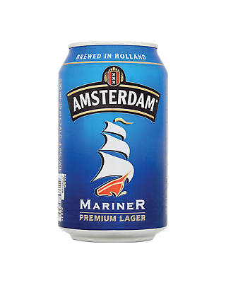 Amsterdam Mariner  Beer 330mL case of 24