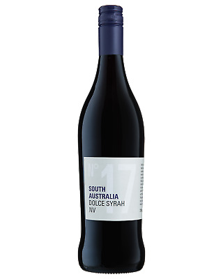 Cleanskin No 17 Dolce Syrah NV Other Drinks 750mL case of 6