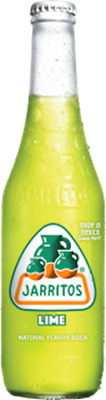 Jarritos Limon (Lime) 370mL Other Drinks Crown case of 24
