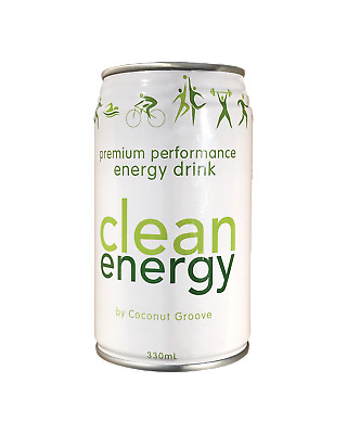 Clean Energy Other Drinks 330mL case of 12