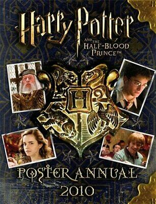 Harry Potter: Poster Annual 2010 by BBC Hardback Book The Cheap Fast Free Post