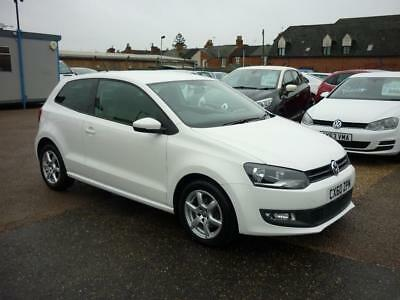 VW Polo MODA 3DR ALLOYS