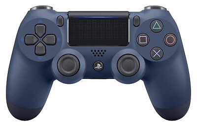 SONY [PS4] Dualshock 4 Midnight Blue Wireless Controller