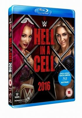 WWE: Hell In A Cell 2016 [Blu-ray] - Official WWE DVD Store