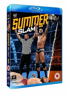WWE: Summerslam 2013 [Blu-ray] - Official WWE DVD Store