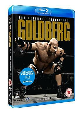 WWE: Goldberg - The Ultimate Collection [Blu-ray] - Official WWE DVD Store